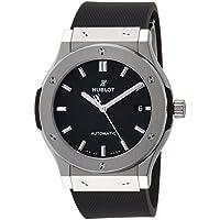 [ウブロ]HUBLOT 腕時計 クラシックフュージョン ブラック文字盤 511NX1171RX メンズ 【並行輸入品】
