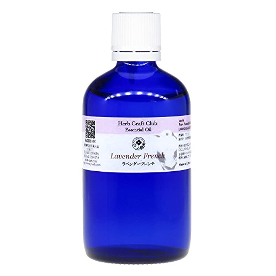 パテ自動的に芸術的ラベンダーフレンチ105ml 100%天然エッセンシャルオイル※徳用サイズ 卸価格