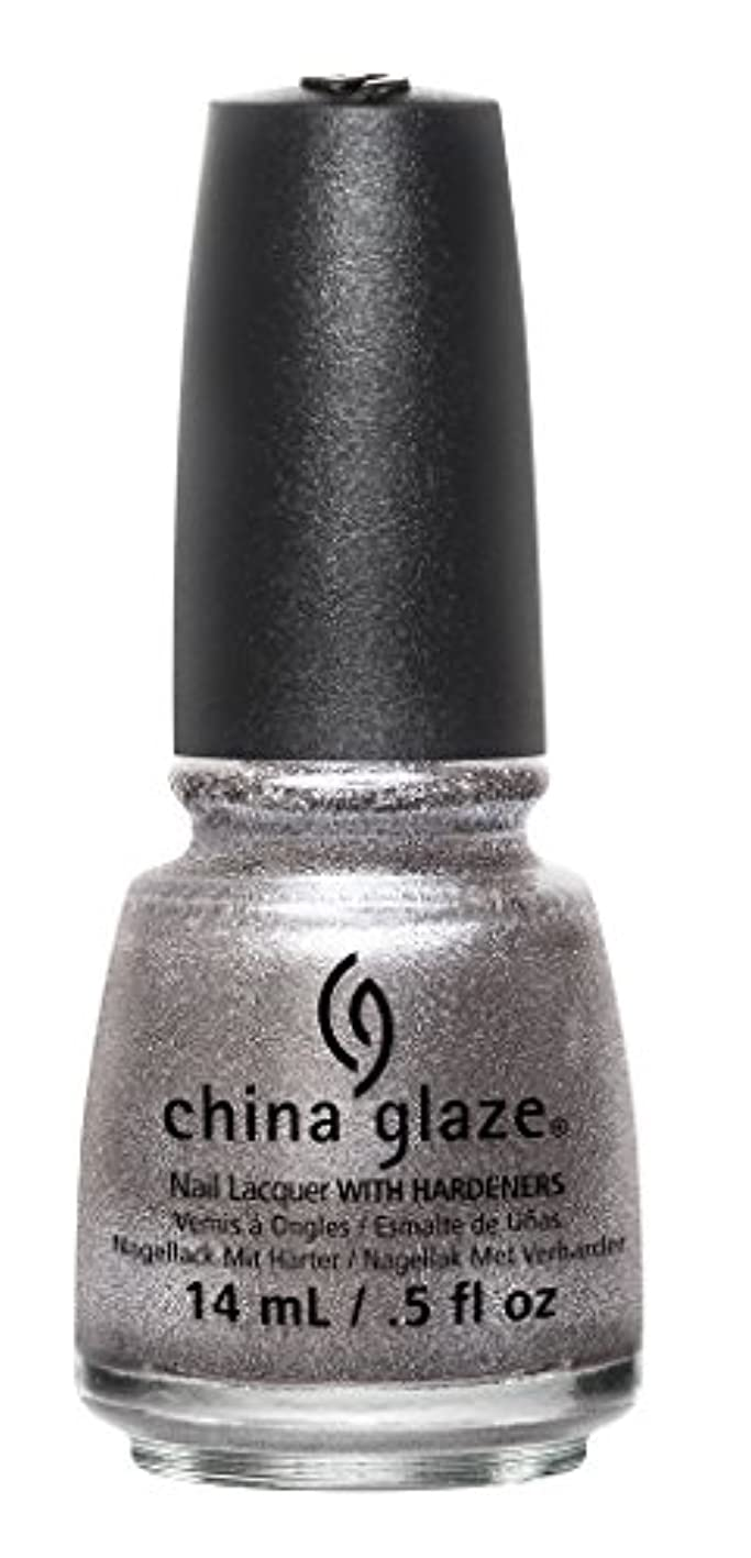 シンジケート終わらせる所得CHINA GLAZE The Great Outdoors Collections Check Out The Silver Fox (並行輸入品)