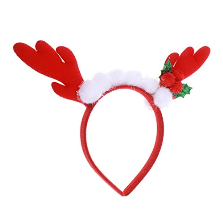 SONONIA クリスマス衣装 鹿 妖精 祭り 子供向け パーティー 伸縮性  柔らかく 全2色