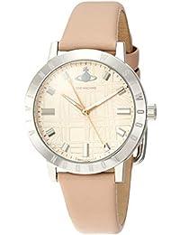 [ヴィヴィアンウエストウッド]Vivienne Westwood 腕時計 BloomsburyII VV152LPKPK レディース 【並行輸入品】