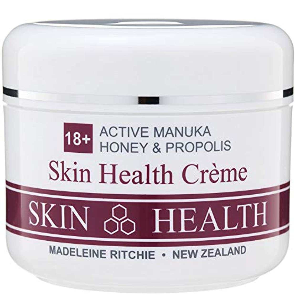 アボート連続的返済Madeleine Ritchie New Zealand Skin Health Creme 200ml