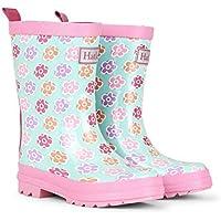 Hatley Little Girls' Classic Printed Rain Boot