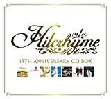 【Amazon.co.jp限定】Hilcrhyme 15th Anniversary CD BOX (初回生産限定)(8枚組)(特典:メガジャケ(オリジナルアルバムジャケット絵柄3枚)付)