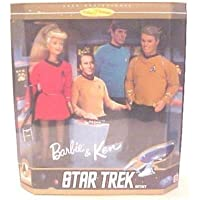 【バービー】Barbie バービー & Ken Star Trek スター?トレック Giftset (30th Anniversary Collector Edition) [1996]【並行輸入】 ドール 人形 おもちゃ (並行輸入)