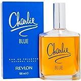 Revlon Charlie Eau de Toilette Spray, Blue, 100ml