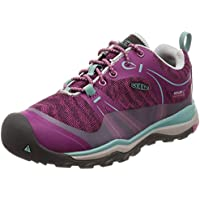 KEEN Unisex Terradora Low WP Hiking Shoe, Boysenberry/RED Violet