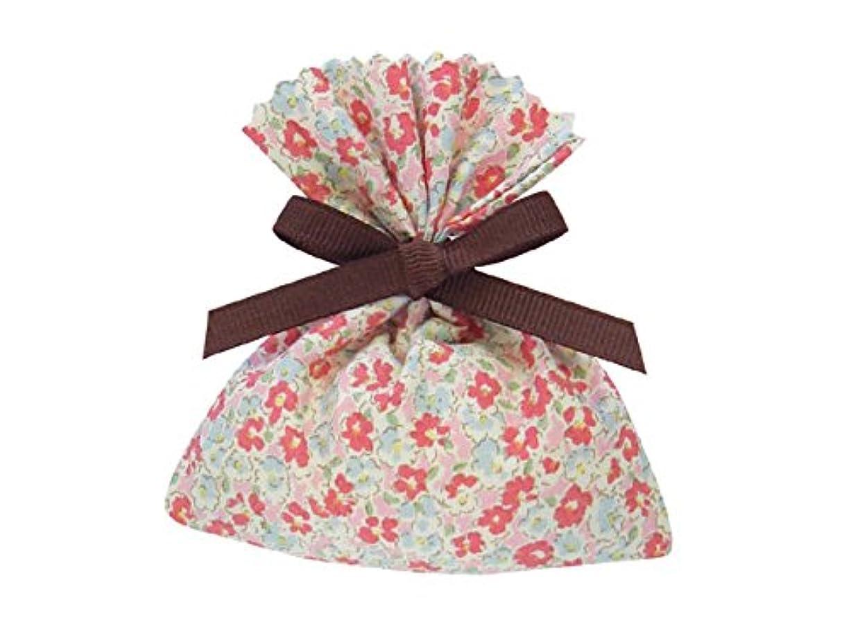 領収書ワーカー高尚なアロマ サシェ ラベンダーの香り(小花柄) JA-03LAKOB