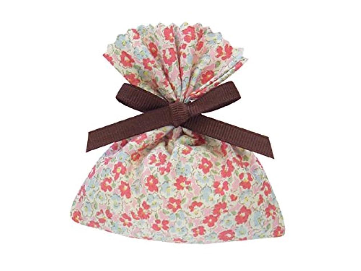 コミットポールアドバイスアロマ サシェ ラベンダーの香り(小花柄) JA-03LAKOB