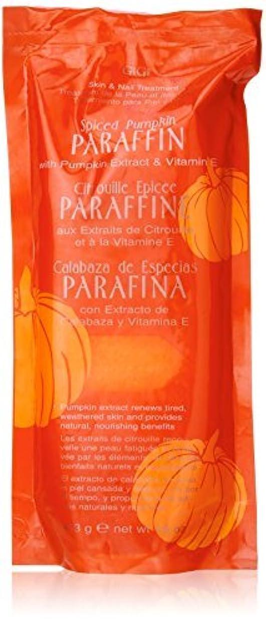 戦争スタック深いGigi GG-876 Spiced Pumpkin Hair Removal Wax [並行輸入品]
