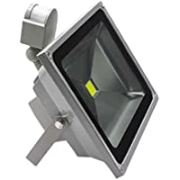 MTK LED 投光器 30W 300W相当 センサーライト LED投光器 人感センサー 昼光色 6000K 広角120度 防水加工 3mコード付き STL30W