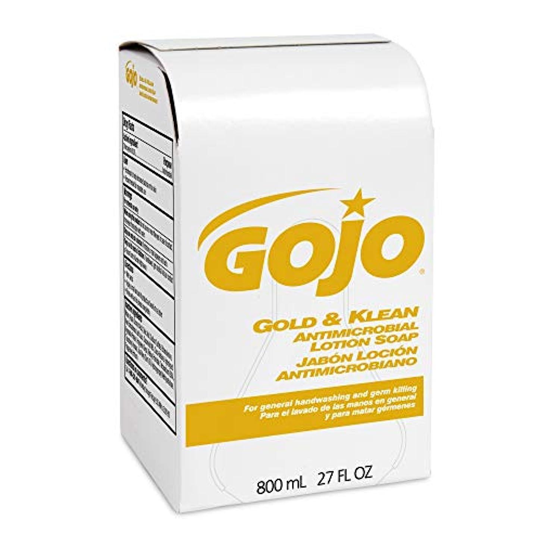 殺人ミネラル思いつくゴールド& KleanローションSoap bag-in-boxディスペンサー詰め替え、フローラルBalsam、800 ml