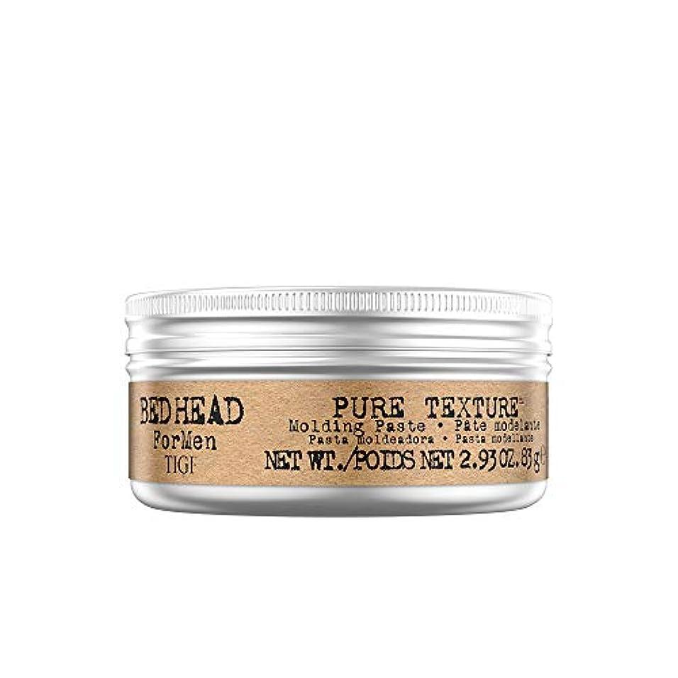 にぎやか志すキャプションTIGI Bed Head B Men's Pure Texture Molding Paste, 2.93 Ounce by TIGI