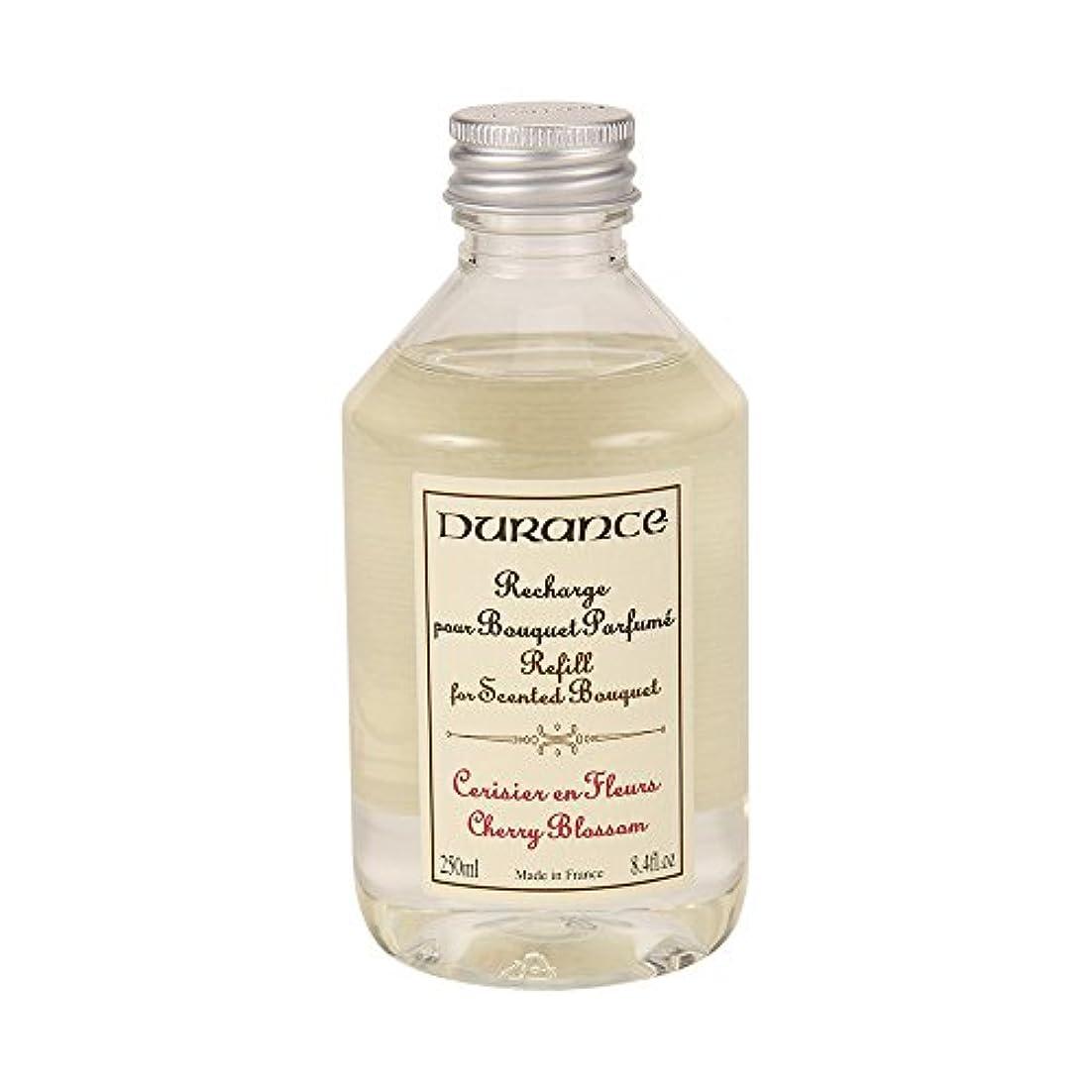強調不変指Durance [ デュランス ] Refill for scented bouquet リフィルオイル チェリーブロッサム 45503 アロマオイル 防ダニ フレグランス ブーケ [並行輸入品]