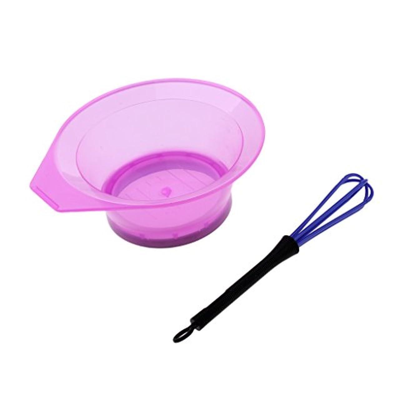 逃れる銅フットボールヘアカラーボウル おしゃれ染め ボウル ミキサー攪拌機 洗濯可能 速乾性 耐久性