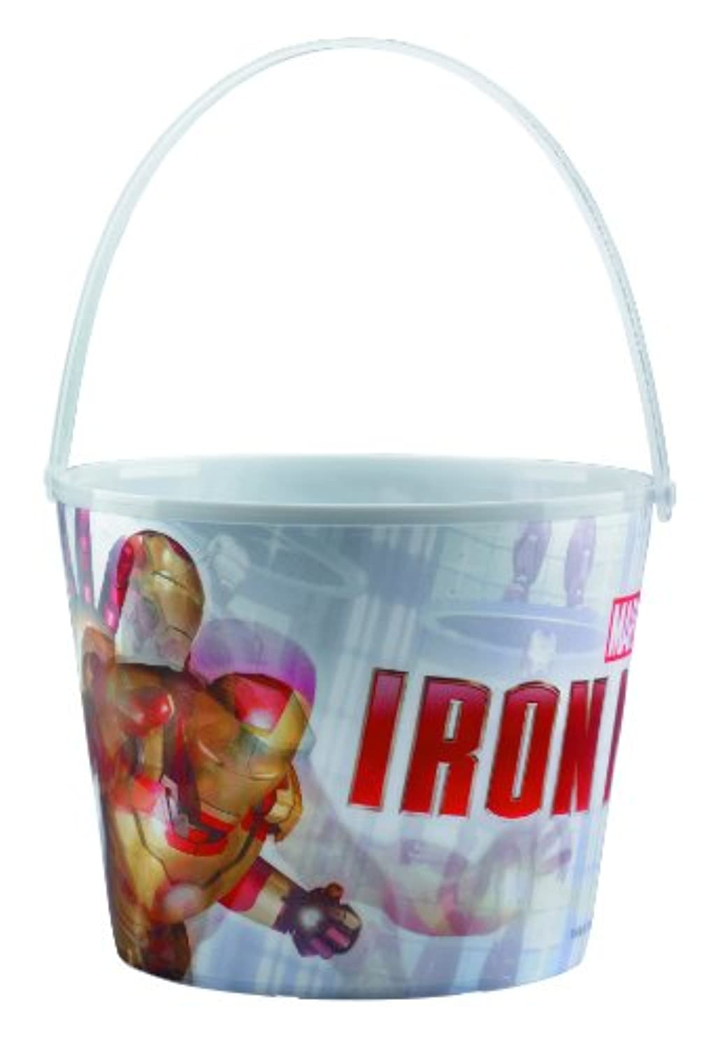 Disguise Iron Man Movie 3 Candy Bucket by Disguise Costumes [並行輸入品]