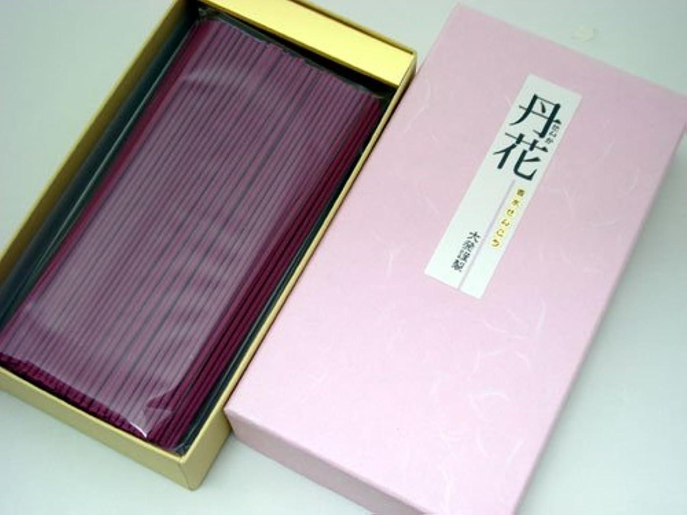 入札発疹ネックレット大発の香水線香  【梅丹花(うめたんか)】 バラ詰 大箱