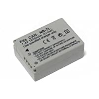 Canon NB-7L対応互換バッテリー