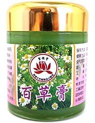 台湾 マッサージクリーム 百草膏 100g