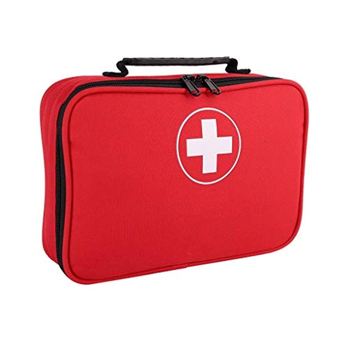 シリアル初期選択IUYWL ポータブル救急箱、外傷性地震救助キット、キャンプ医療キット、ハイキング屋外旅行緊急キット