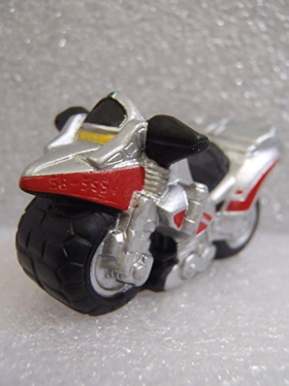 指人形 仮面ライダーソフビコレクション9 オートバジン ビーグルモード