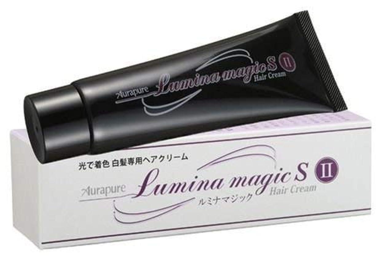 【2個セット】 光で染まる白髪染め ルミナマジック SII 75g