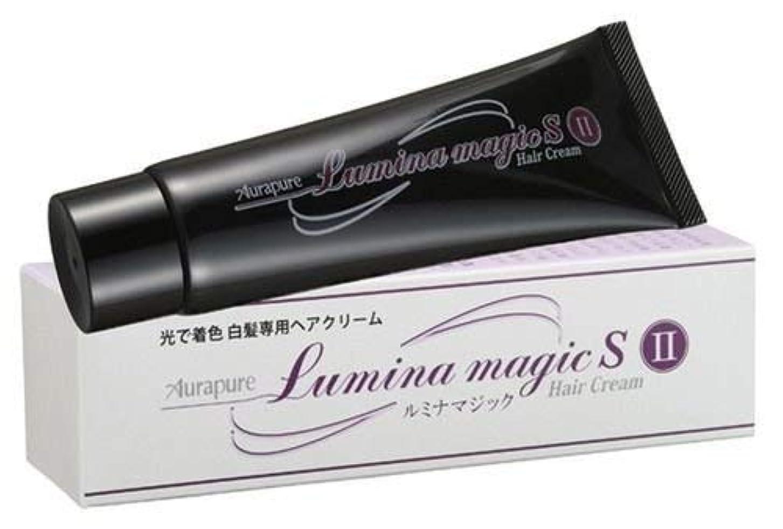 団結法的焼く【2個セット】 光で染まる白髪染め ルミナマジック SII 75g