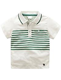 8239d46d6c232 Tortor 1bacha(JP) シャツ 子供シャツ 男の子 襟付き ポロシャツ キッズ 半袖 ...