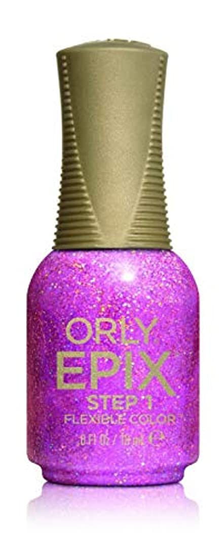 森仮定するカヌーOrly Epix Flexible Color Lacquer - Feel the Funk - 0.6oz/18ml
