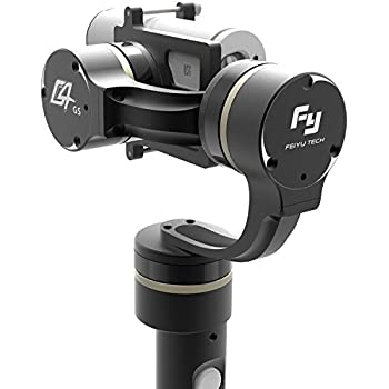 Feiyu G4ソニーアクションカム用3軸ハンドヘルドジンバル