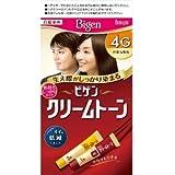 ビゲン クリームトーン 4G(自然な栗色)×6個