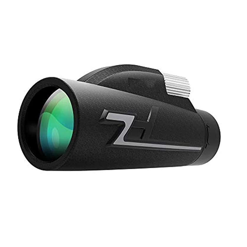 笑傾いたスキーム旅行コンサート専用の、単眼、16 X 50全光学式高精細度ハンドヘルドシングル望遠鏡