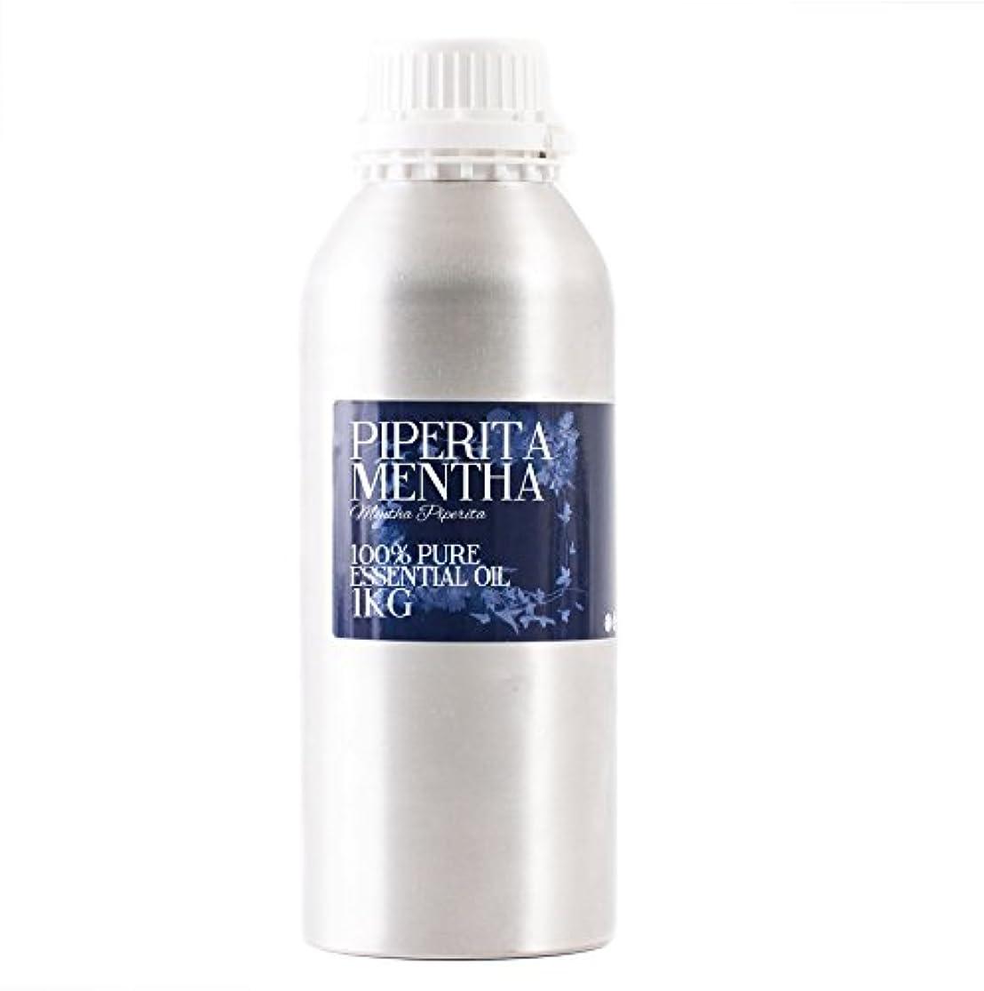 宇宙船発明する塗抹Mystic Moments   Piperita Mentha Essential Oil - 1Kg - 100% Pure