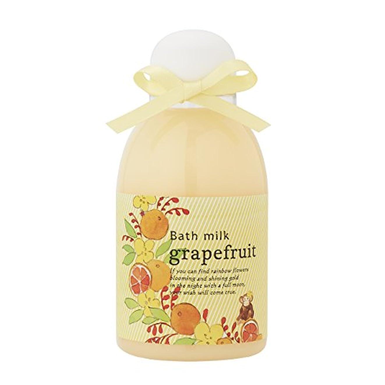 物理グリーンバックカメサンハーブver.3バスミルク グレープフルーツ 200ml