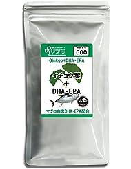 イチョウ葉 + DHA?EPA 粒T-600
