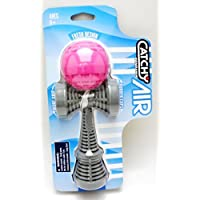 Catchy Air Kendama Gray with Pink Tama by Catchy Air Kendama [並行輸入品]