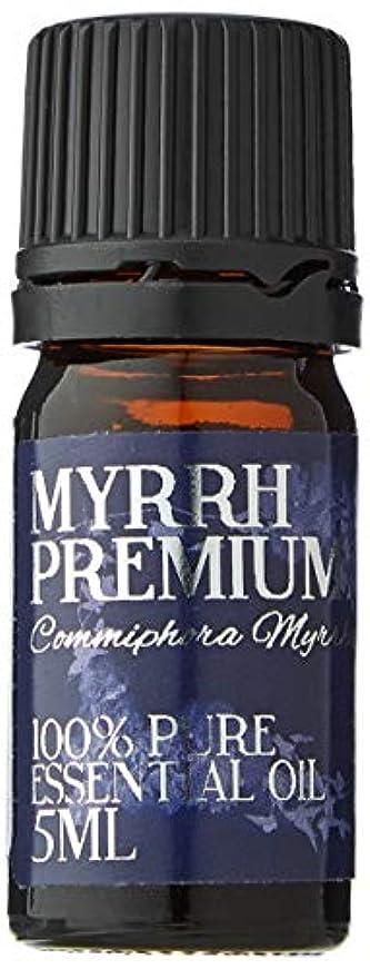 辞書レイアウト私たち自身Mystic Moments   Myrrh Premium Essential Oil - 5ml - 100% Pure