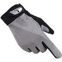 クラシックシンプルなデザインのメンズスポーツ手袋滑り止めスポーツ手袋 - A4
