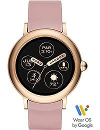 [マーク ジェイコブス] 腕時計 RILEY TOUCHSCREEN SMARTWATCH タッチスクリーンスマートウォッチ MJT2004 正規輸入品 ピンク