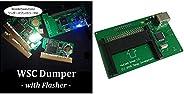 【セット買い】GAMEBANK-web.comオリジナル「WSCダンパー」 / ワンダースワン カラー WonderSwan Color DUMPER レトロゲーム 吸い出しツール [0955] & GAMEBA