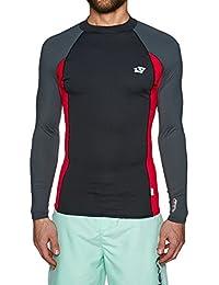 (オニール) O'Neill メンズ 水着?ビーチウェア ラッシュガード O'Neill Premium Skins Long Sleeve Rash Vest [並行輸入品]
