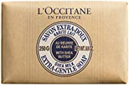 L'Occitane Extra Gentle Soap with Shea Butter, Milk,