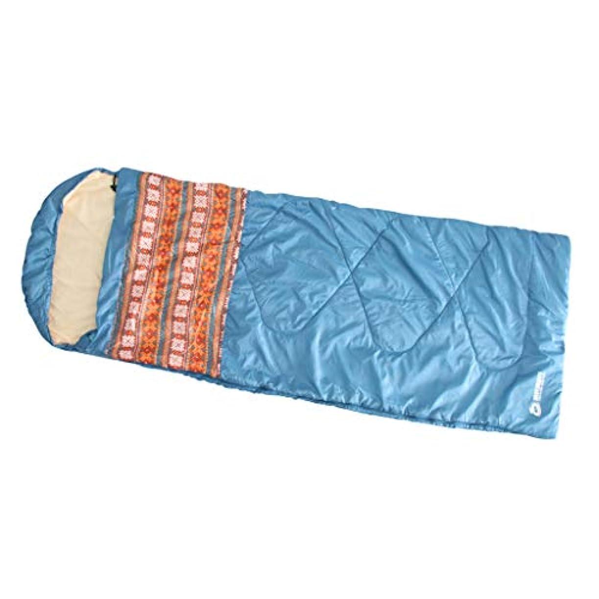 ミニアフリカ従順なBaoblaze 寝袋 シングル 旅行 キャンプ キルト ブランケット