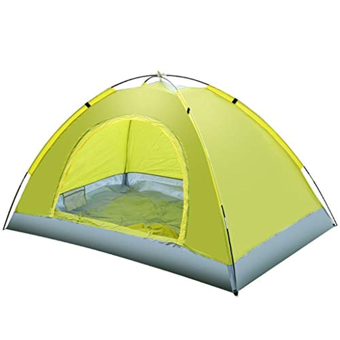 集める母もろいCHEXIAO 軽量のテント、防水二重超軽いキャンプテントの屋外のピクニックテント