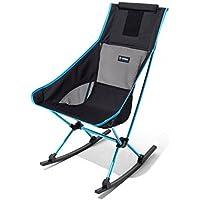 Helinox (ヘリノックス) Chair Two Rocker チェアツーロッカー ロッキングチェア (ブラック) [並行輸入品]