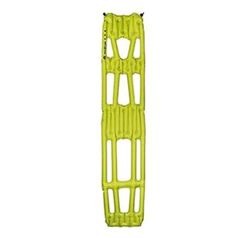 メドレー中でシャンパンアウトドア自動インフレータブルSingle Sleeping Pad軽量ポータブル登山水分パッド独立性パッドキャンプテントインフレータブルマットレス 85214