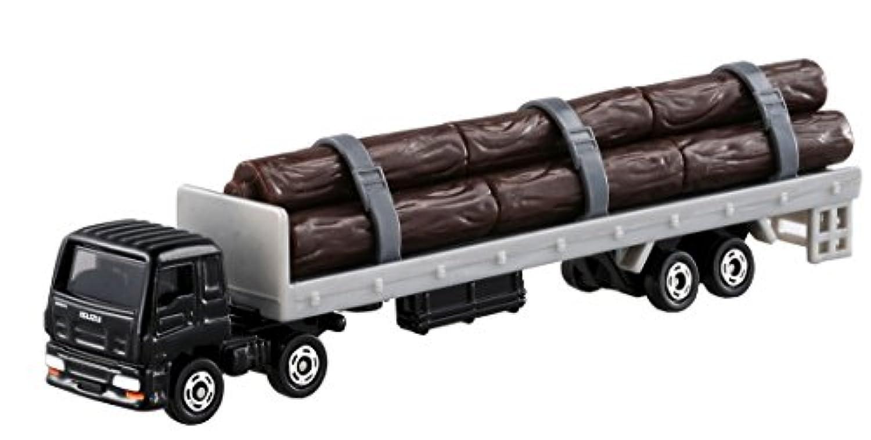 トミカ ロングタイプトミカ No.125 いすゞ ギガ 木材運搬車