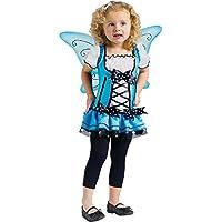 Bluebelle Fairy Toddler Costume Bluebelle妖精幼児用コスチューム?ハロウィン?サイズ:Toddler (3T/4T)