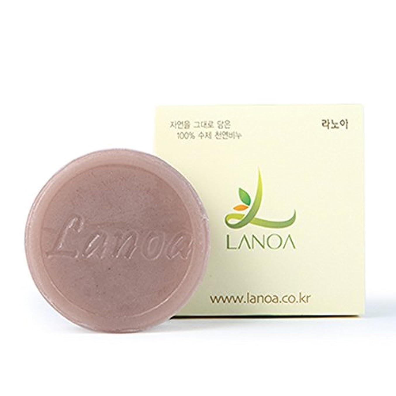グリル次へダイジェストLanoa 乾燥肌 Soap moisturizing / Body and Face (並行輸入品)