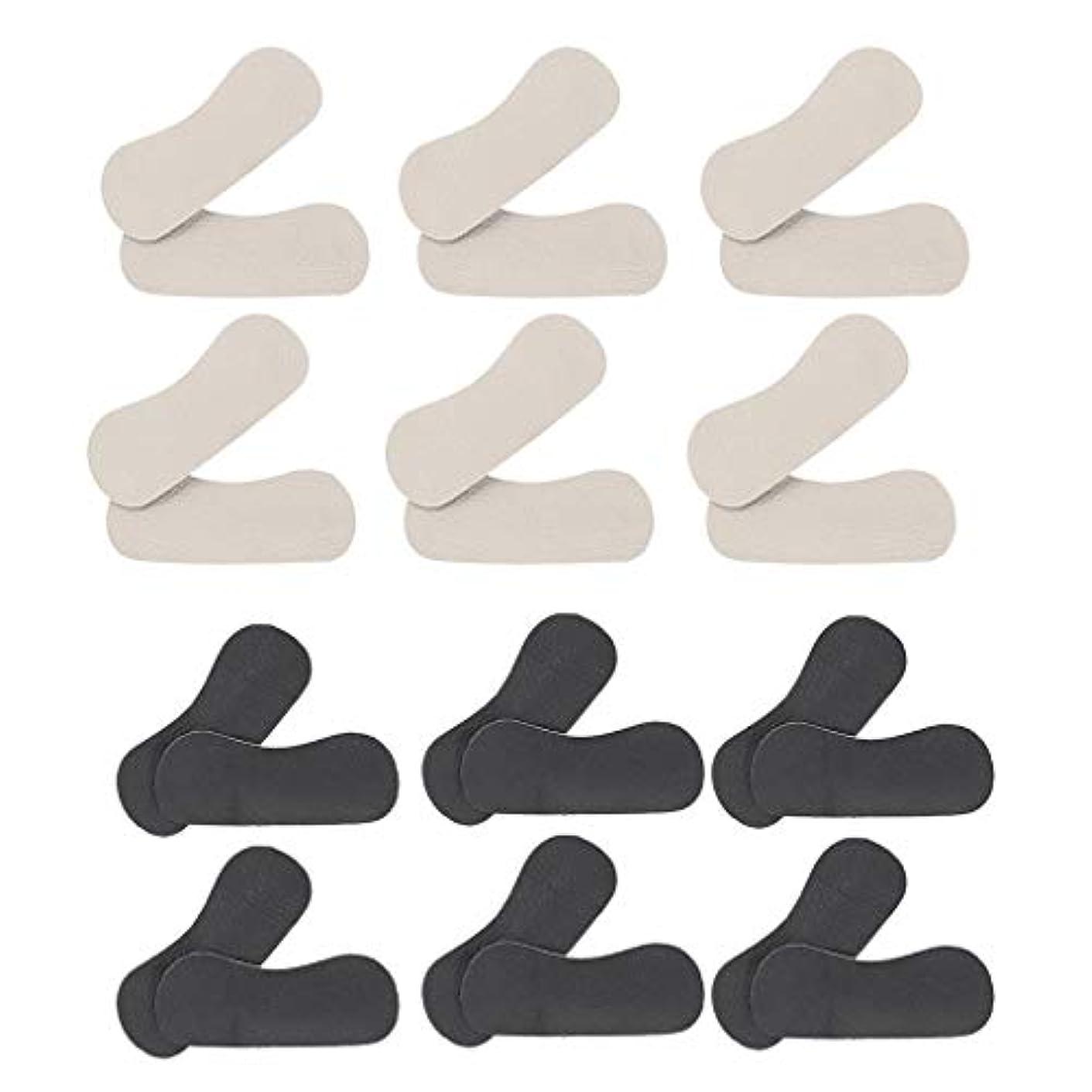 dailymall 靴擦れ防止 かかと パッドクッション かかとパッド フットケア プロテクター 滑り止め